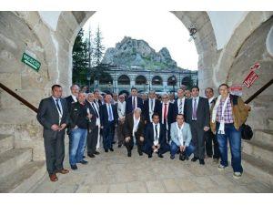 """Gazeteciler """"2. Anadolu Zirvesi"""" İçin Tokat'ta"""