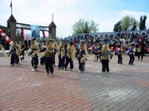 Gediz'de 23 Nisan Ulusal Egemenlik Ve Çocuk Bayramı Coşkuyla Kutlandı