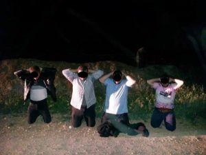 8 Daeş Terör Örgütü Mensubu Yakalandı