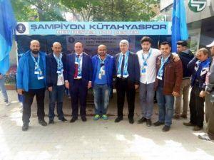 Başkan Ali Çetinbaş: Kütahyaspor, Muğlaspor'u Da Yenerek 3. Lig'e Çıkacaktır