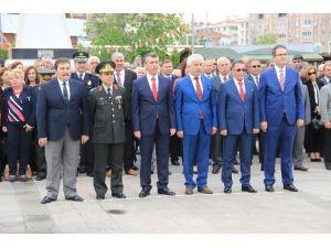 Edremit'te 23 Nisan Ulusal Egemenlik Ve Çocuk Bayramı Kutlandı