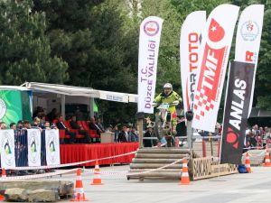 Türkiye Süper Enduro Şampiyonası Düzce'de başladı