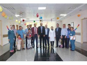 Hastanede 23 Nisan Etkinliği Düzenlendi