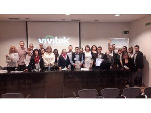 Adıyaman Heyeti Erasmus Plus Kapsamında İspanya'ya Gitti