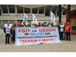 TMMOB Eskişehir İl Koordinasyon Kurulu Sekreteri Neşet Aykanat: