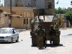 Suriye Yönetimi ve Kürt Güçler Kamışlı'da Ateşkese Vardı