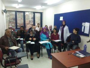 İzmit Belediyesi Osmanlıca Kursuna Yoğun İlgi