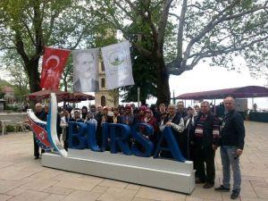 İzmit Belediyesi Haftanın 7 Günü Bursa'ya Gezi Düzenliyor