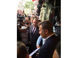 Başkan Fikret Orman, Manisa Kartal Yuvası'nın açılış törenine katıldı