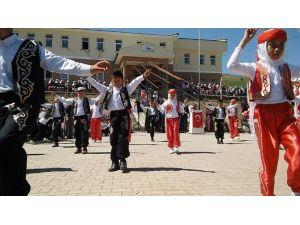 Ulupmair Mahallesi'nde 23 Nisan Bayramı Kutlandı