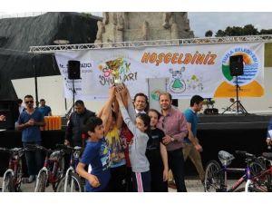 Sokak Oyunları Olimpiyatlarının Kazananları Ödüllerine Kavuştu