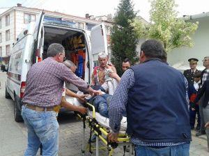 Tekirdağ'da İş Kazası: 2 Yaralı