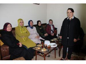 Keleş, Emed'in Faaliyetlerini Anlattı
