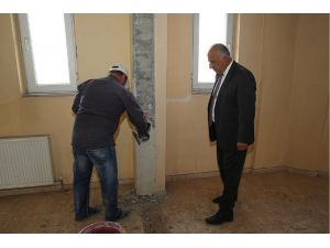 Taziye Evi İçin Çalışmalar Sürüyor
