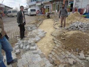Belediye Tamir Çalışmalarına Başladı