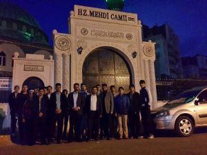 Diyarbakırlı Gençler Sabah Namazında Buluştu