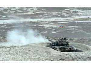 Savunma Bakanlığı: Ermenistan'a ait bir tank imha edildi
