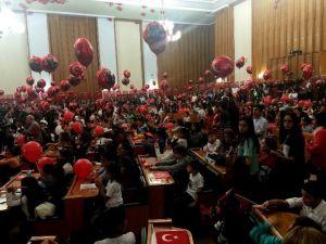 Tepebaşılı Çocuklar Bayramı Mecliste Kutladı