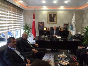 MÜSİAD Üyeleri Osmancık'ta Buluştu