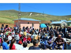 Erzurum'un Çat İlçesinde 23 Nisan Coşkusu