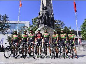 52. Cumhurbaşkanlığı Bisiklet Turu Başladı