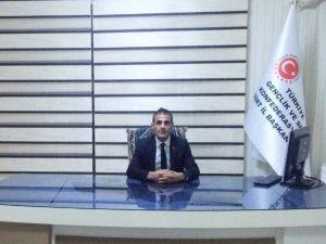Gençlik Ve Spor Konfederasyonu Siirt İl Başkanı Cuma Bozkurt Oldu