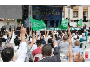 Peygamber Sevdalıları İzmir'de Buluştu