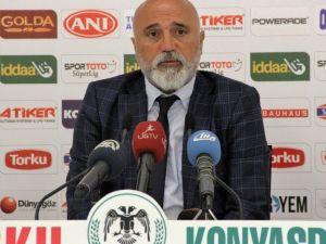 ÇAYKUR Rizespor Konya'dan Eli Boş Dönüyor