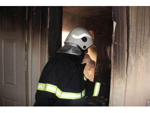 Gaziantep'te Korkutan Yangın