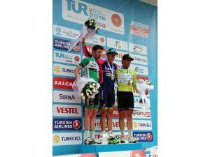 52. Cumhurbaşkanlığı Bisiklet Turu'nu Polonyalı Presemyslow Nıemıec Kazandı