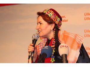 Meral Akşener, Aydın'a Geliyor