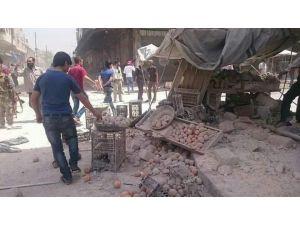 Halep'te saldırı: 11 ölü