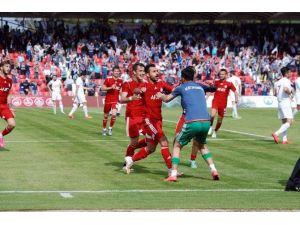 Afjet Afyonspor:2- Halide Edip Adıvarspor:0