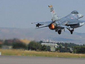 Türkiye'den yapılan 67 hava harekatında 492 DAEŞ üyesi öldürüldü