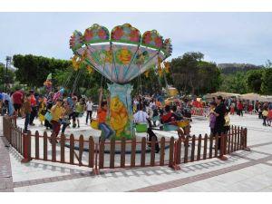 Silifke Belediyesi'nden Çocuklara 23 Nisan Hediyesi
