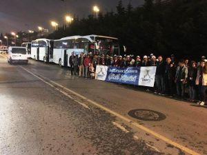 Darıca'dan Şenkaya'ya Gönül Köprüsü