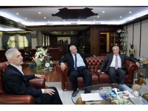 Filistinli Yerel Yöneticiler Türkiye'ye Teşekkür Etti