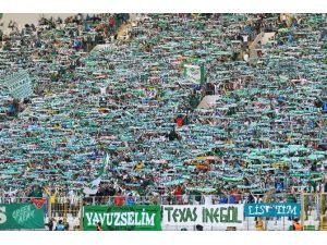 Bursaspor - Galatasaray Maçı Biletleri Satışa Çıkıyor