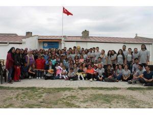 Gülen Yüzler İçin 'Şehirden Çıktım Köye' Projesi