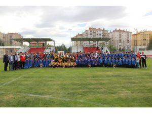 U15 Türkiye Şampiyonu, Akdeniz Belediyespor
