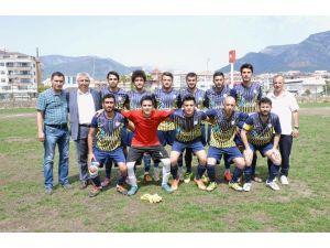 Antalya 1. Amatör Liginde Asatspor Şampiyonluğunu İlan Etti