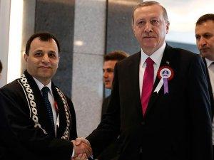 AYM Başkanı Arslan: Bağımsız yargının olmadığı yerde hukuk devleti de yoktur