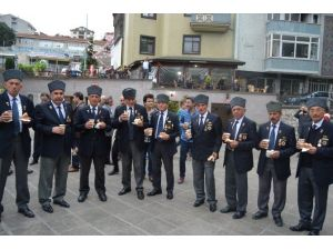 Trabzon'da 57. Alay'a Vefa Yürüyüşü