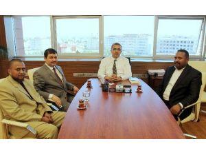 Sudanlı Akademisyenler Üniversitede