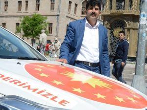 Başkanlık Sistemi Ve Erdoğan'a Destek İçin Türkiye Turuna Çıktı