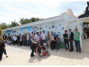Gaziantep Hayvanat Bahçesi Ziyaretçi Rekoru Kırdı