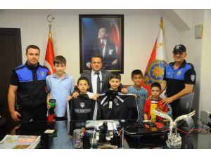 Ödemişli Gençler Satrançta İzmir'i Temsil Edecek