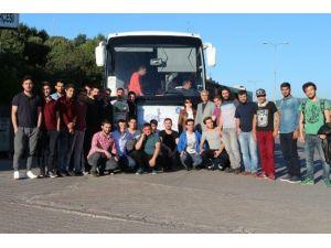 Kyk'lı Gençler Mesir Macunu Festivaline Gitti
