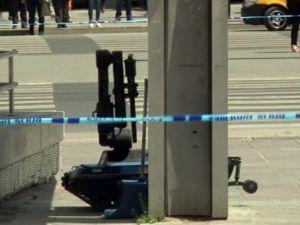 Başkent'te Şüpheli Paket Polisi Alarma Geçirdi