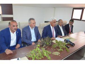 Gıda, Tarım Ve Hayvancılık Bakanı Faruk Çelik Malatya'ya Geliyor
